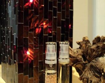 Split End Treatment, Aromatherapy, Meadowfoam, Hazlenut, Sweet Almont, All Natural, Handmade, Nourishing Oils, Essential Oils