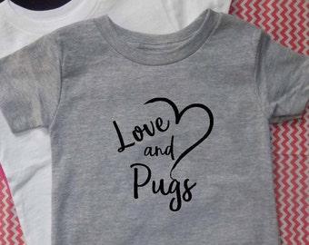 Pug shirt, shirt for dog moms, Animal Lover shirts and gifts, Unisex Adult tshirt