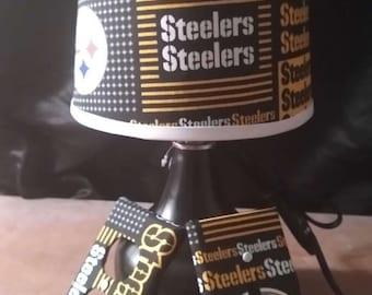 Pittsburgh Steelers lamp set