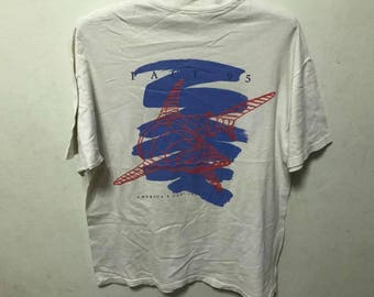 Vintage PACT 95 Shirt Size L Free Shipping 1995 Citizen Cup in sailing Shirt Yacht Club John Marshall