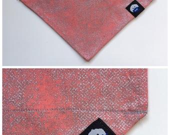 Salmon Sparkles bandana