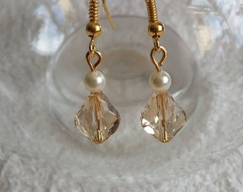 Swarovski Crystal Baroque Earings