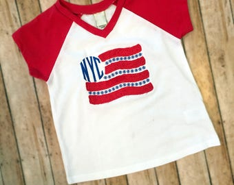 boys 4th of july shirt, boy fourth of july shirt, baby boy, Personalized, baby boy 4th of july bodysuit, Boys Monogrammed, Toddler Boy