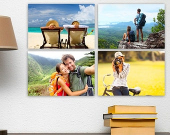 Your Images Printed on High Quality Gloss Metal premium Aluminum Home Decor Gift 8x10'' Free Shipping Metal Print Sign