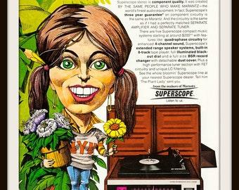 1973 and '75 Superscope Storyteller Books w/ Cassettes VTG Moses Cinderella Samson