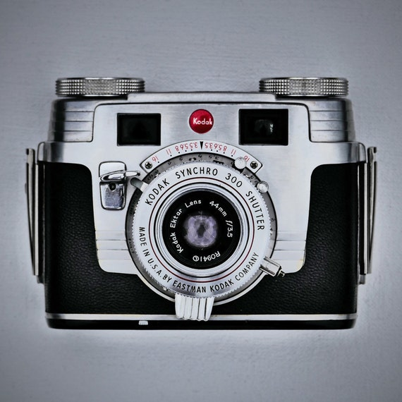 Vintage Rangefinder Camera 31