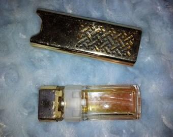 Guerlain l'heure Bleue Vintage 1982 perfume  1/4 oz atomiser