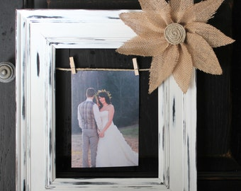 8x10 Large Rustic Picture Frame *Free Shipping US
