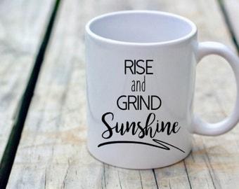 Motivational Mugs, Inspirational Mug, Motivational Mug, Gift for Her, Gift for Friend, Motivational Gift, Funny Coffee Mug, Coffee Mug