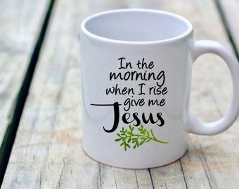 Scripture Mug, Inspirational Mug, Bible Verse Mug, Christian Mug, Coffee Mug, Christian Gift, Scripture Coffee Mug, Coffee Lover, Mugs, Mug