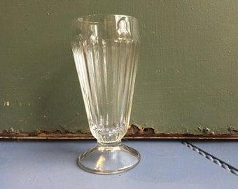 Set of Four Milkshake Glasses