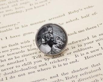 Snap Charm Button - Frog Prince - Meme Jewelry, Dank Memes, Vintage, Noosa, Ginger Snaps, Vintage Illustrations, Memes Antique