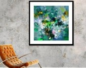 Abstract Print, Abstract Wall Art, Abstract Art Print as Wall Decor, Modern Abstract Print, Abstract Painting Print, Canvas Art Prints