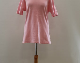Plain T-Shirt (Light Pink)