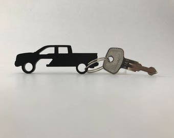 Ford F-150 Bottle Opener Keychain