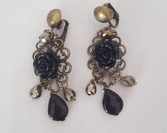 Bohemien earrings