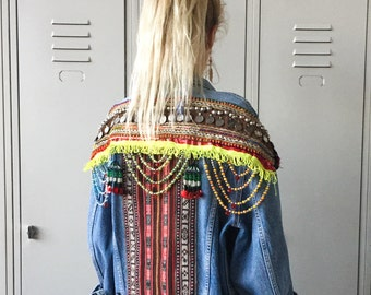 Kate - Miss Billy Denim Jacket