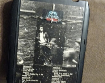 John Lennon Rock&Roll 8 track tape