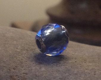 Pandora Essence Spirituality Charm Genuine Designer Sterling Silver Charm/Bead Free Velvet Pouch Bag