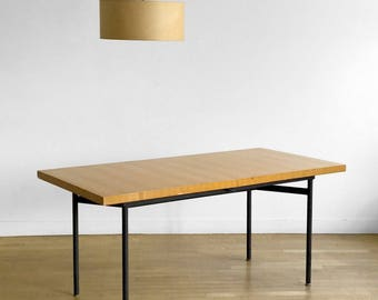 Gérard Guermomprez - Table dining editor Magnani (France, 1950)