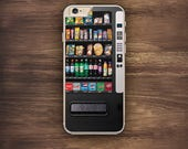 Vending Machine iPhone Case Vintage Retro Candy iPhone Case iPhone 6 Case iPhone 7 Case iPhone 5C Case iPhone 5 iPhone 6S Case iPhone 5S