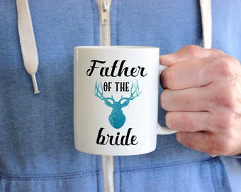 Father's Day Mug, Father Of The Bride Mug, Wedding Mug for Father of the Bride, Gift For Dad, Engagement Gift, Thank You Gift For Dad