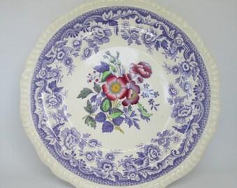 Copeland Spode Mayflower Plate