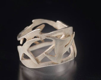Sterling Silver Sweat Soldered Ring