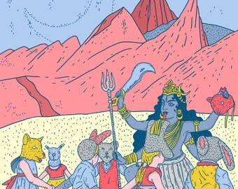 Kali dance