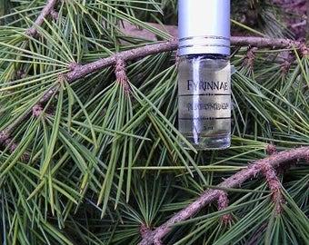 Cliffside Castle Perfume Oil, Cedar, sweet amber, vanilla, pepper
