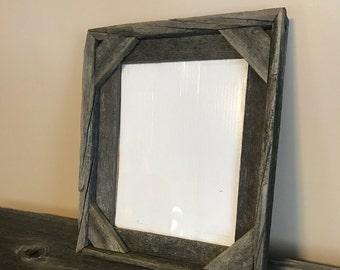 Custom Made Barn Wood Picture Frames