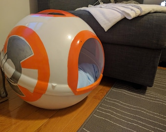 BB-8 Litter Box and Bed