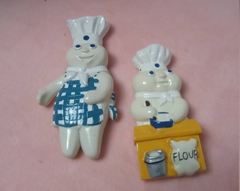 pillsbury dough boy magnets
