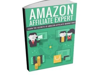 Affiliate Amazon Expert - Affiliate Marketing Ebook