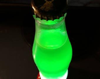 Drink radioactive