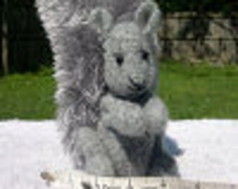 Stuffed Squirrel