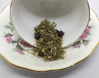 Plumbing Support Organic Tea