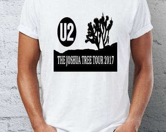 U2 - Joshua tree tour 2017 - t-shirt