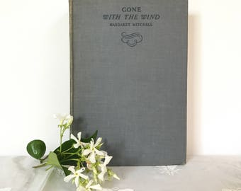 Gone With the Wind | 1938 October printing | Margaret Mitchell