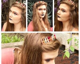 Mini Crystal Crown