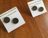 Special listing for Jennie K super cool metal studs Go Anywhere