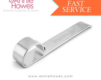 Bracelet Cuff Bending Bar Tool metal forming tool - Impressart