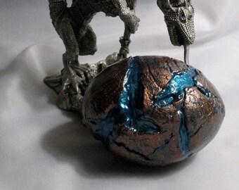 Handmade Dragon Egg Game of Thrones Inspired