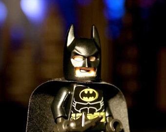 Batman Lego - Photograph - Various Sizes