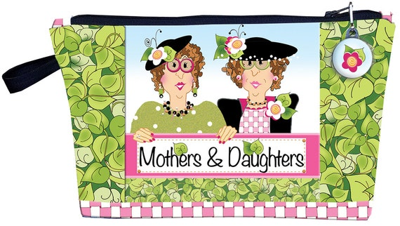 Kit - Mothers & Daughters Zippered Pouch