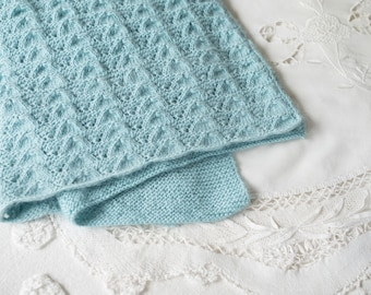 Sleepytime Blanket - Baby Cakes by LisaFdesign - Download Now - Pattern PDF