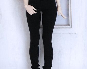 BJD Doll Minifee clothes MSD Black legging Ready to ship MonstroDesigns