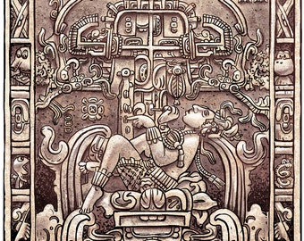 Arcade of the Gods- Limited Edition Signed Print