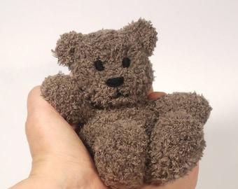 Little Bear Teddy knitting pattern