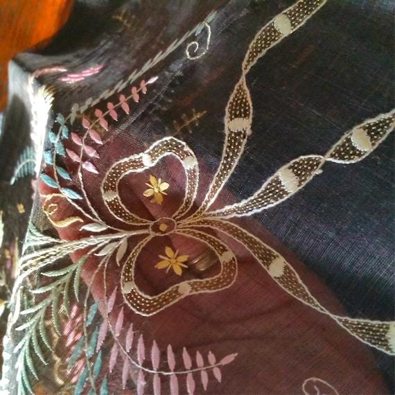 fabric sheer